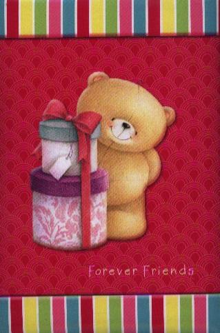 Forever Friends. Дневничок для девочек
