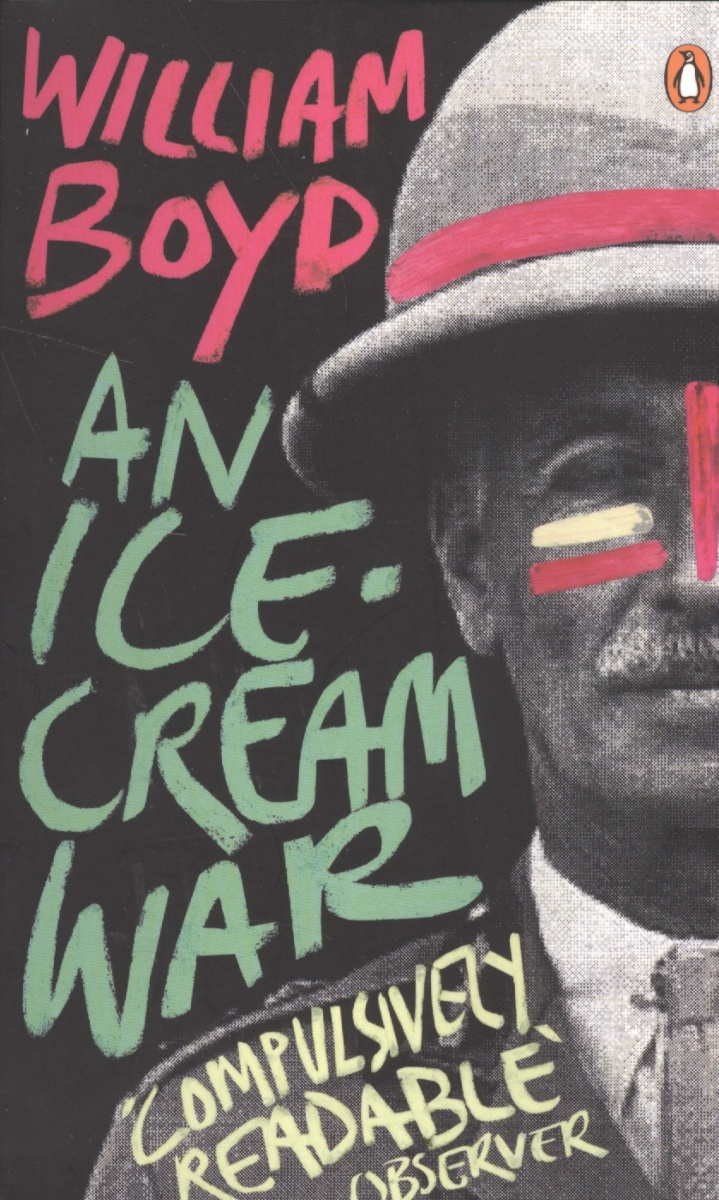 Boyd W. An Ice-cream War 95
