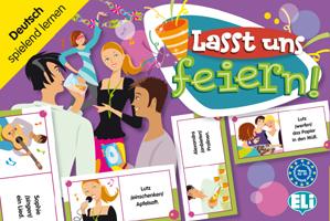 Games: [A2-B1]: Lasst uns feiern! games [a2 b1] come stai