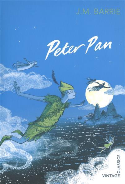 Barrie J. Peter Pan barrie