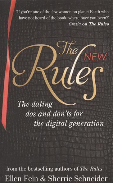 Fein E., Schneider S. The New Rules: The dating dos and don'ts for the digital generation pepper schwartz dating after 50 for dummies