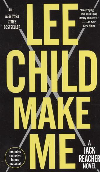 Make Me. A Jack Reacher Novel