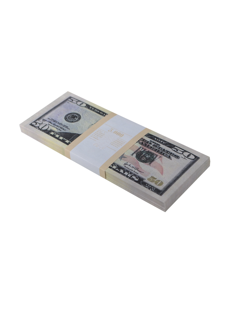 Сувенирные банкноты 50 долларов (AD0000014) (Мастер)