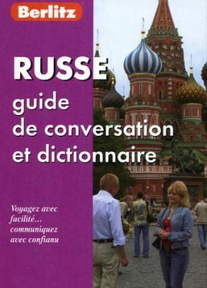 Russe guide de conversation et dictionnaire