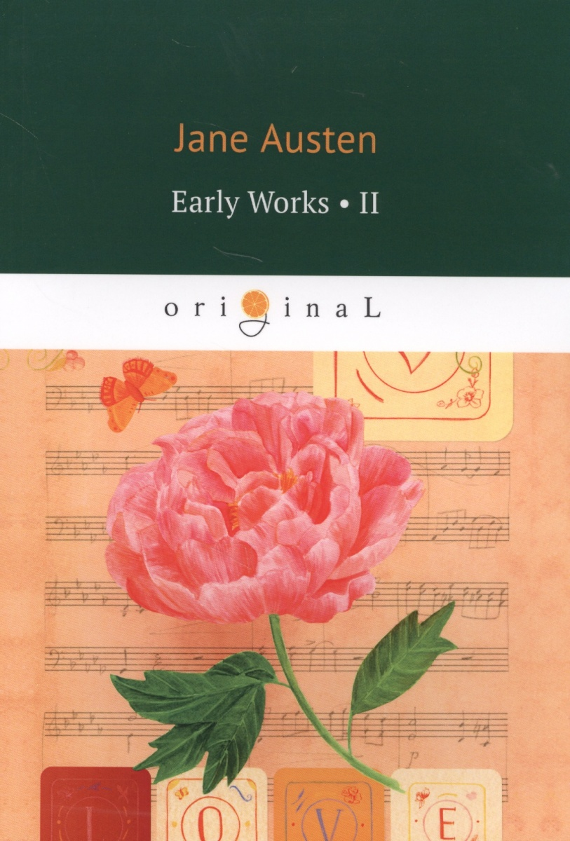 Austen J. Early Works II ISBN: 9785521066827 early works i