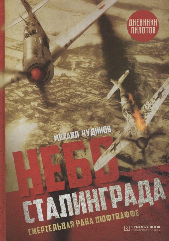 Кудинов М. Небо Сталинграда. Смертельная рана люфтваффе старая рана