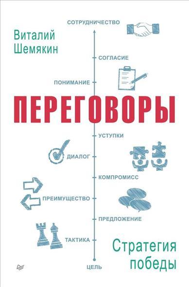 Шемякин В. Переговоры: стратегия победы