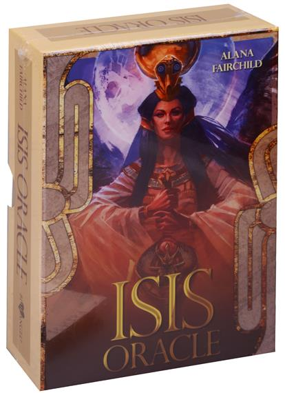 Fairchild A. Isis Oracle ISBN: 9781922161017 hartfield a nature s whispers oracle cards