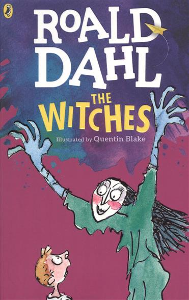 Dahl R. The Witches d 340 t g