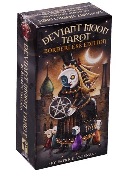 Deviant moon tarot. Borderless edition / Аномальной луны таро