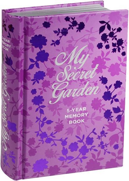 Пятибук My Secret Garden