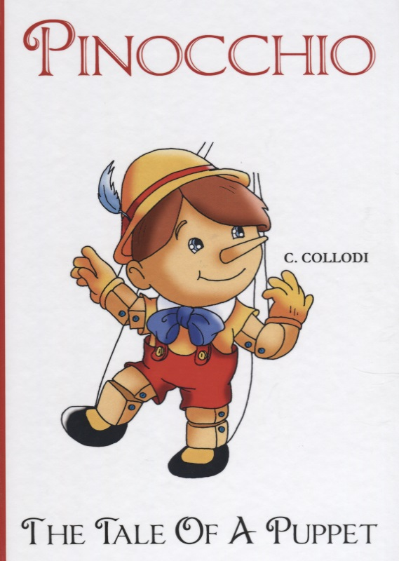 Collodi C. Pinocchio, The Tale Of A Puppet the handmaid s tale