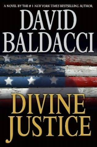 Baldacci D. Divine Justice ISBN: 9780446544887 baldacci d king and maxwell