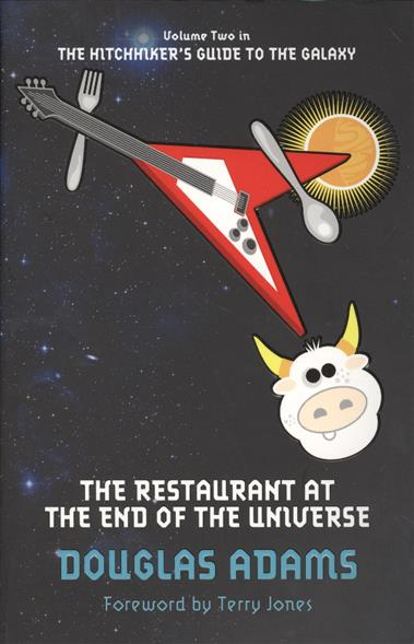 Adams D. The Restaurant at the End of the Universe ISBN: 9780330508599