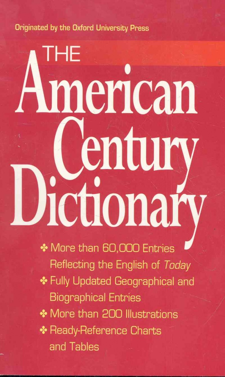 Urdang L. (ed.) The American Century Dictionary collins essential chinese dictionary