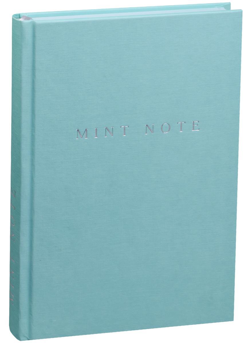 Mint Note (твердый переплет)