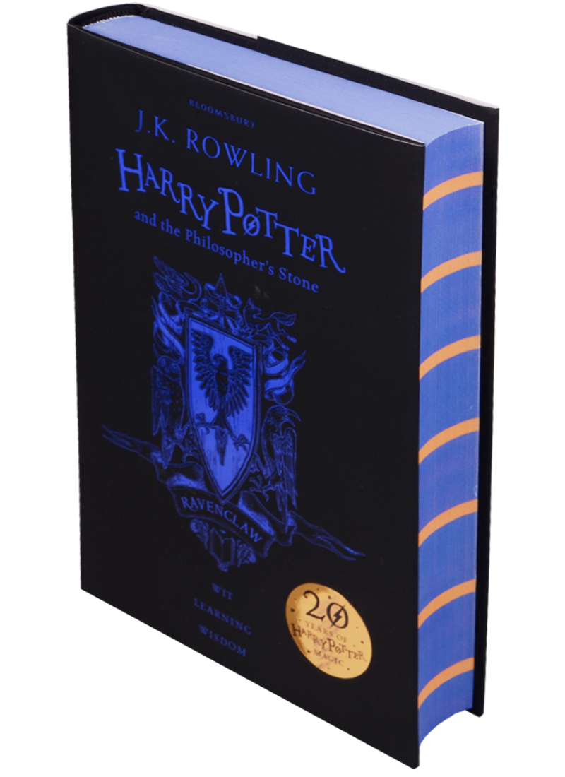 Rowling J. Harry Potter and the Philosopher's Stone - Ravenclaw Edition Hardcover harry cendrowski cloud computing and electronic discovery