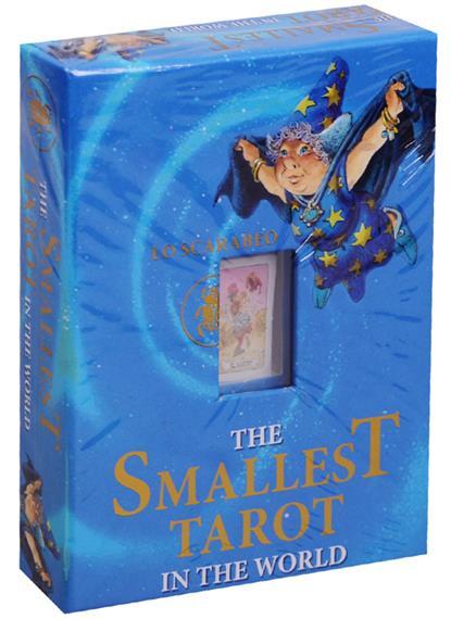 The Smallest Tarot in the World / Самое маленькое таро в мире (Таро Гномов / 22 аркана) ciro marchetti tarot of dreams таро снов набор 83 карты с книгой на английском языке