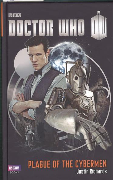 Richards J. Doctor Who: Plague of the Cybermen футболка рингер printio доктор кто doctor who