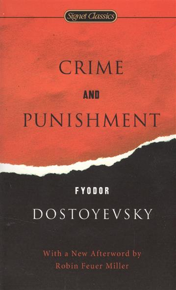 Dostoyevsky F. Crime and punishment fyodor dostoyevsky crime and punishment