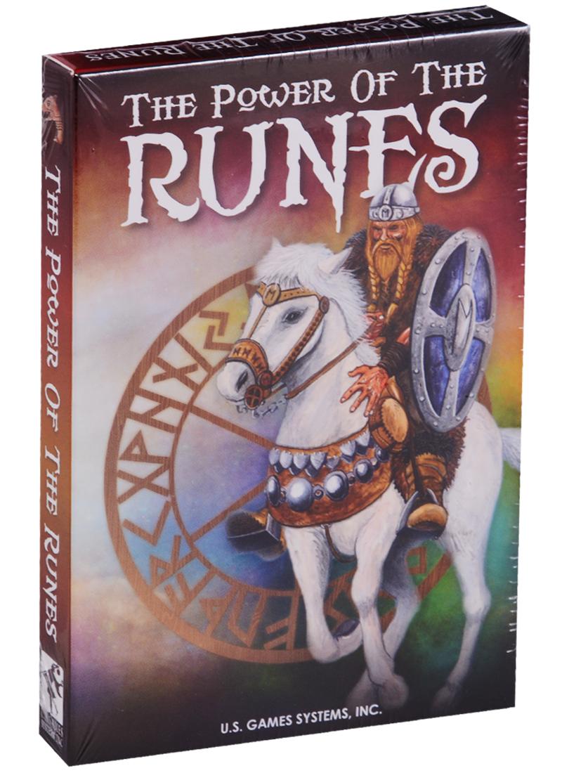 The Power of The Runes / Власть рун (карты + инструкция на английском языке) магические послания богинь 44 карты инструкция