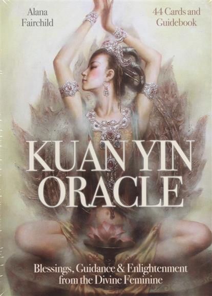 Fairchild A. Kuan Yin Oracle ISBN: 9780987204189 hartfield a nature s whispers oracle cards