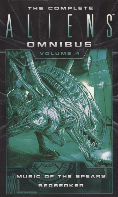 Navarro Y. The Complete Aliens. Omnimbus: Volume Four  navarro y the complete aliens omnimbus volume four
