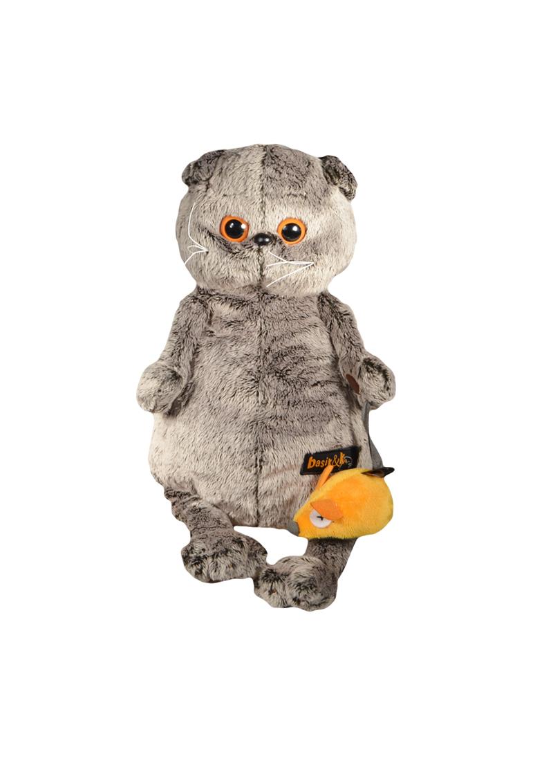 Мягкая игрушка Басик и мышка (30см) (Ks30-004)