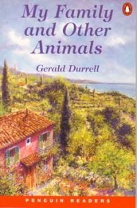 Durrell G. PR3 My Family and Other Animals my first animals