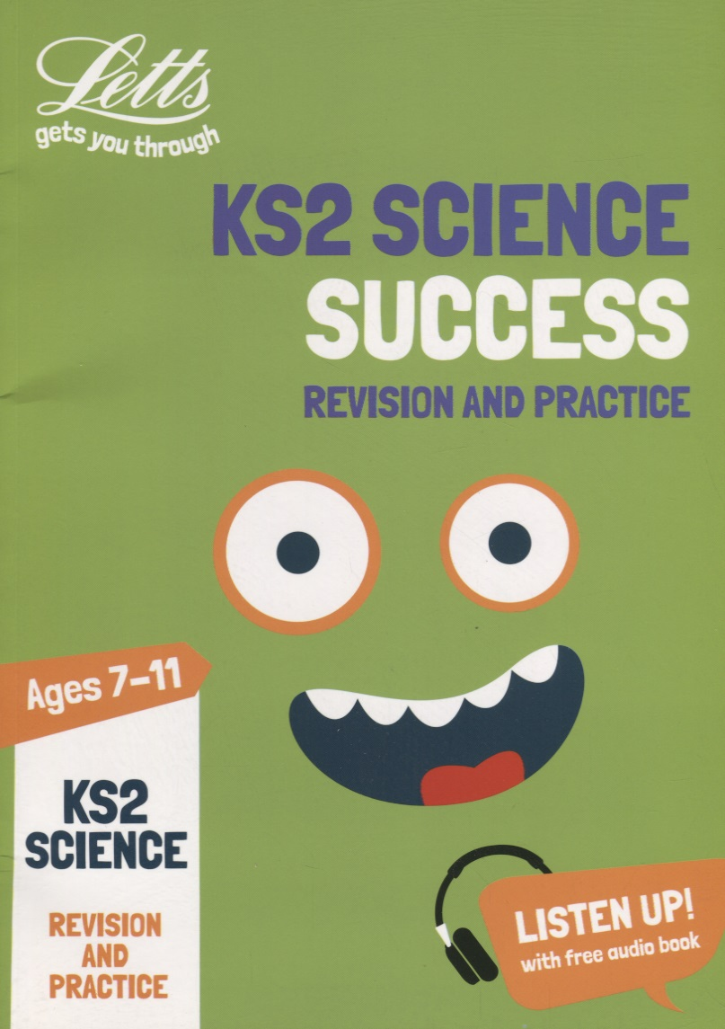KS2 Science Revision and Practice. Ages 7-11. Listen up! with free audio book biomedical science practice
