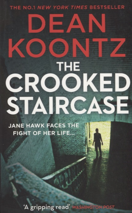 Koontz D. The Crooked Staircase ws 481 1 часы русалка и дитя