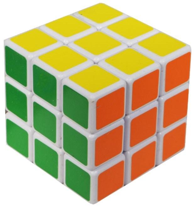 Головоломка Кубик (белый)