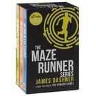 The Maze Runner Series. Classic Box Set (комплект из 3 книг)