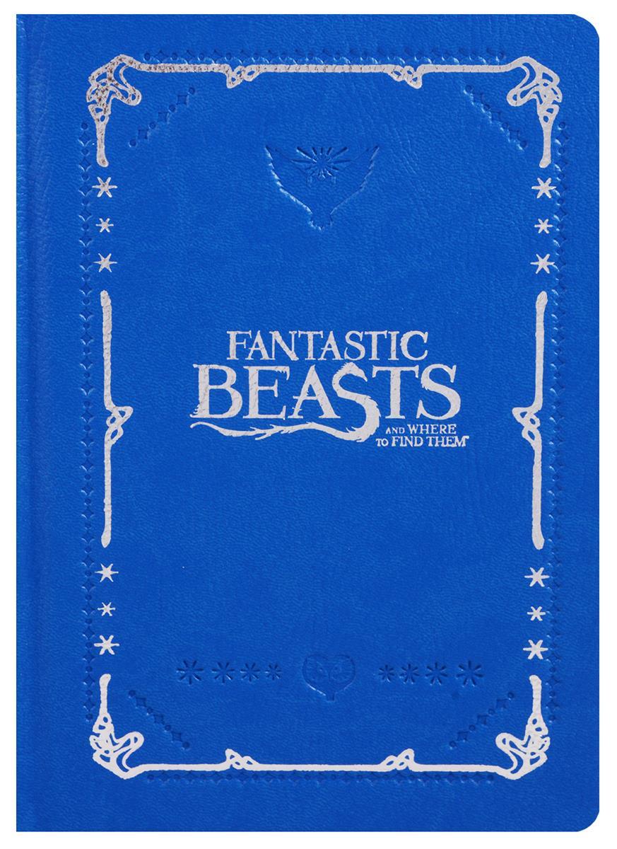 Гарри Поттер Блокнот Фантастические твари и где они обитают