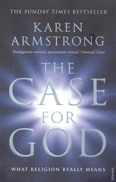 Armstrong K. The Case for God kelley armstrong broken