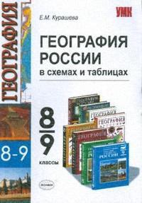 География России в схемах и таблицах 8-9 кл