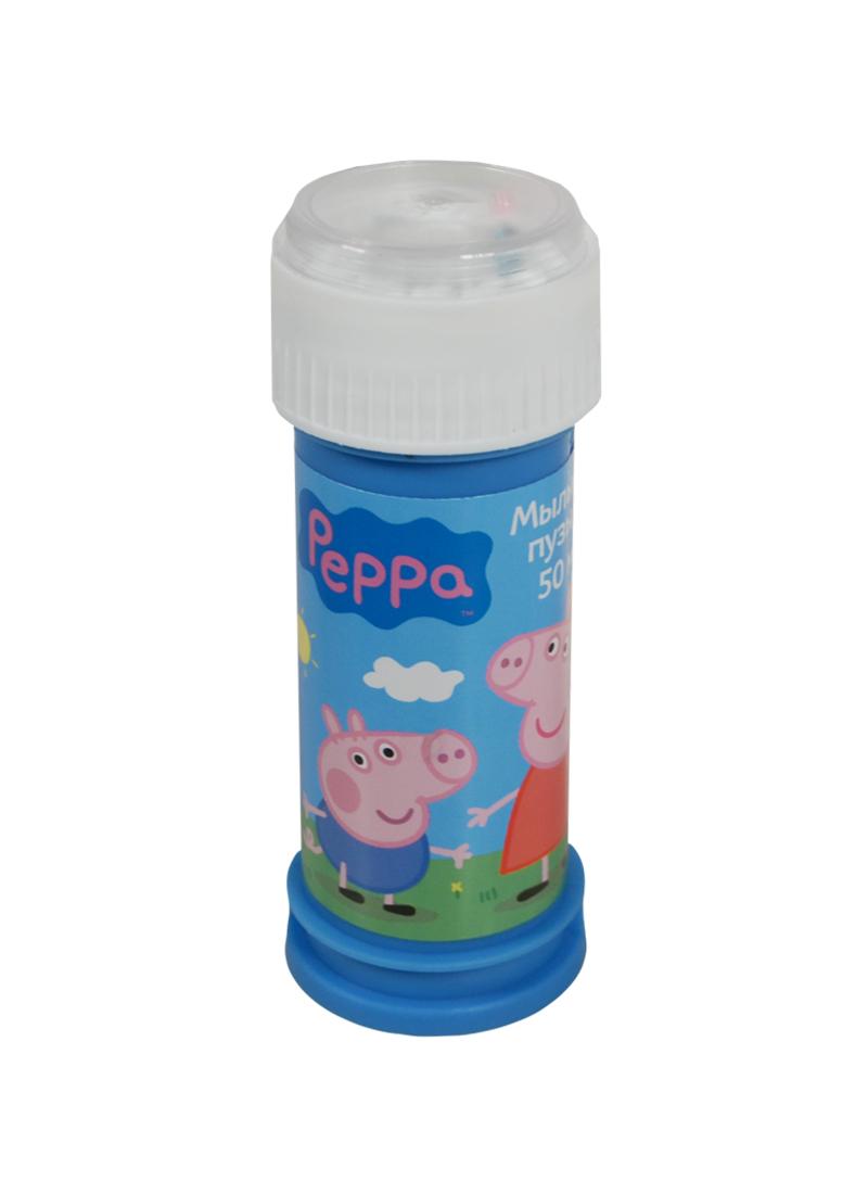 Мыльные пузыри Свинка Пеппа (50мл) (27126) (Харис)