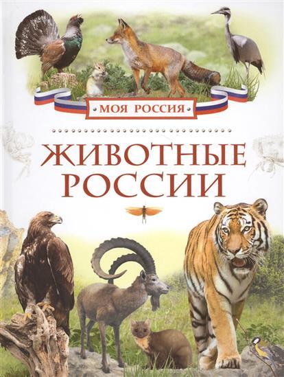 Травина И. Животные России книги издательство сзкэо биэ животные россии