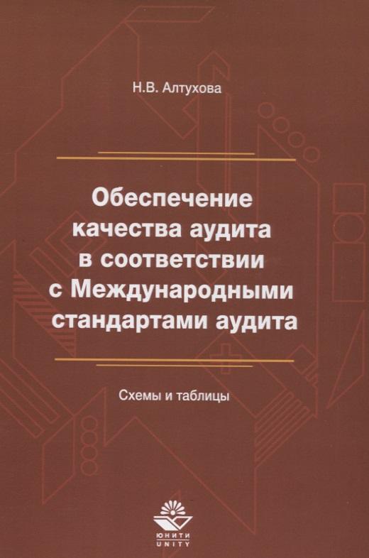 Обеспечение качества аудита в соответствии с Международными стандартами аудита. Схемы и таблицы