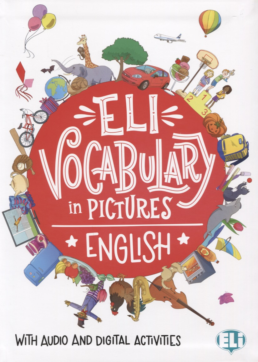 Vocabulary in pictures. English. With audio and digital activities context based vocabulary teaching styles