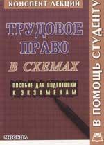 Трудовое право на основе ТК РФ Конспект лекций в схемах