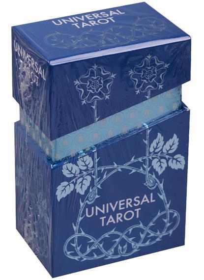 Таро Универсальное (в футляре, улучшенная твердая бумага) tarot art nouveau таро галерея в футляре улучшенная твердая бумага