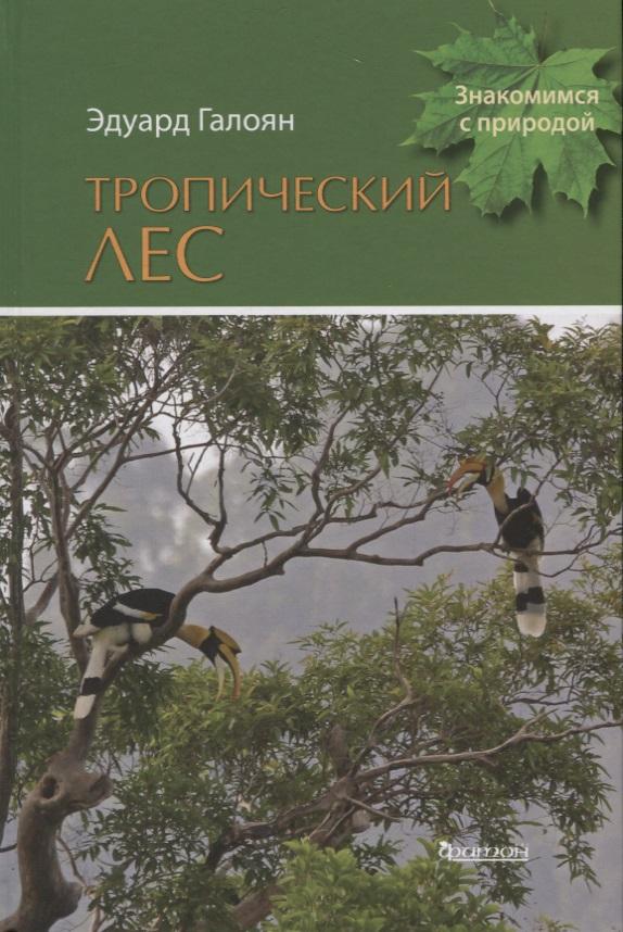 Галоян Э. Тропический лес ISBN: 9785906811578 fisherprice прыгунки тропический лес
