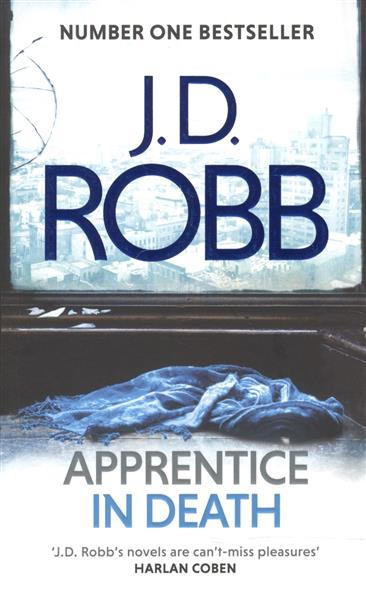 Robb J.D. Apprentice in Death ISBN: 9780349410845 obsession in death