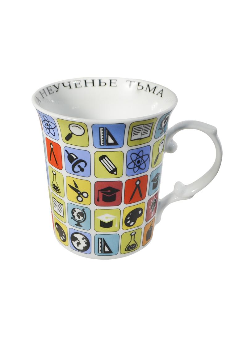 Кружка Шпаргалка в подарочной упаковке (500мл) (85-1245) (Авангард)