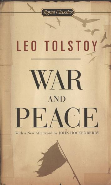 Tolstoy L. War and Peace tolstoy l anna karenina