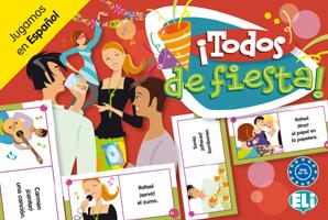 Games: [A2-B1]: Todos de fiesta! games questions et reponses a2 b1