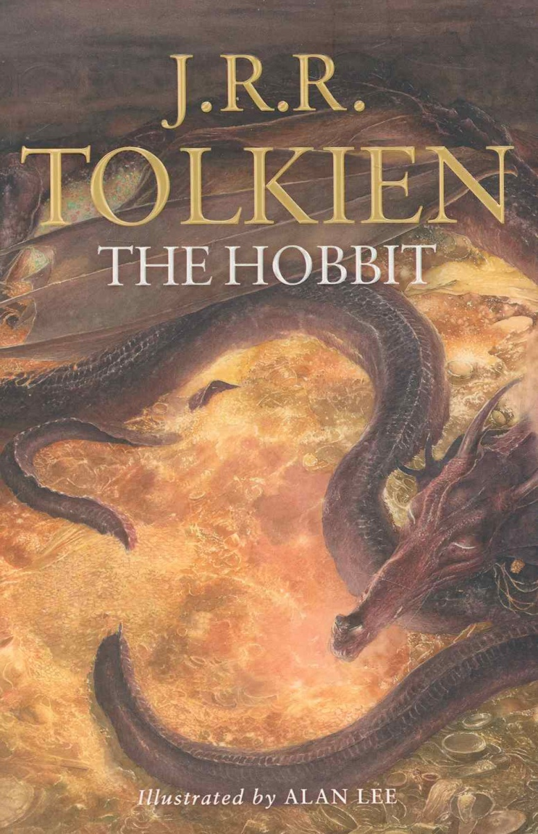 Tolkien J. The Hobbit ISBN: 9780007270613 tolkien john ronald reuel the silmarillion