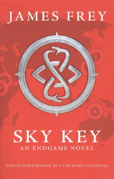 Frey J. Sky Key. An Endgame Novel ISBN: 9780007585236 endgame