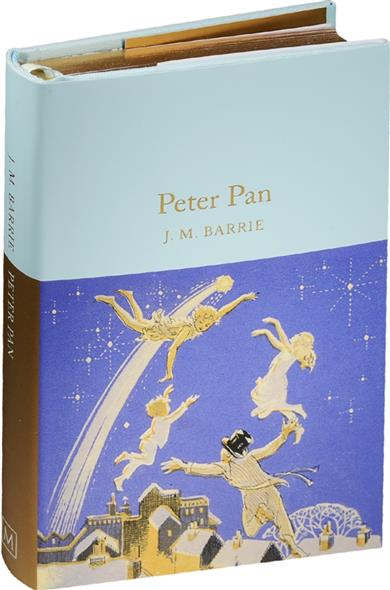 Barrie J. Peter Pan бакчерри barrie